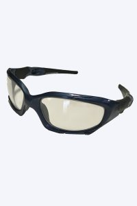 Fitover radiation protective glasses eyewear with lead glass