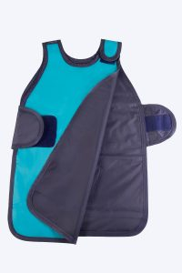 Childrens Double-sided radiation protective Apron