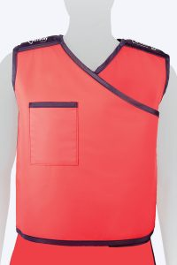 Radiation Protective Lead lined Full-Wrap Vest