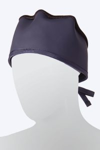 mesh cap with lead protection