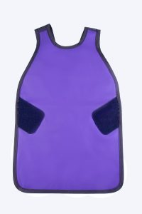 Children's single front radiation protection apron